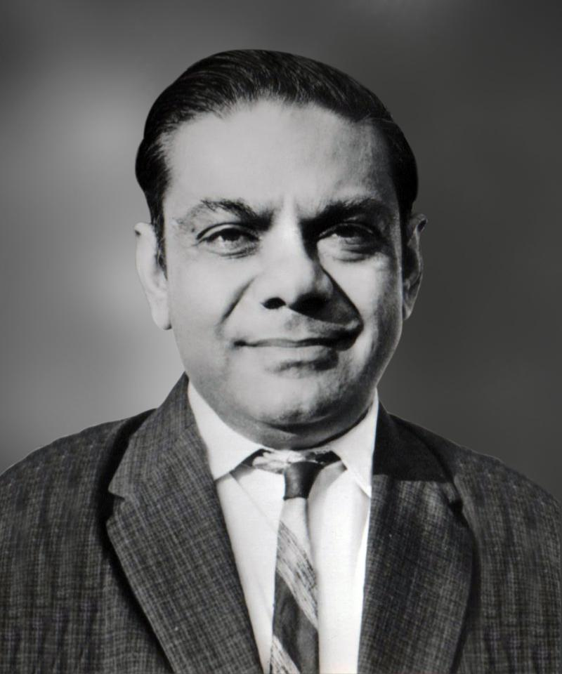 Mr. Vaghjibhai R. Patel the inspiration behind Polio and Children In Need