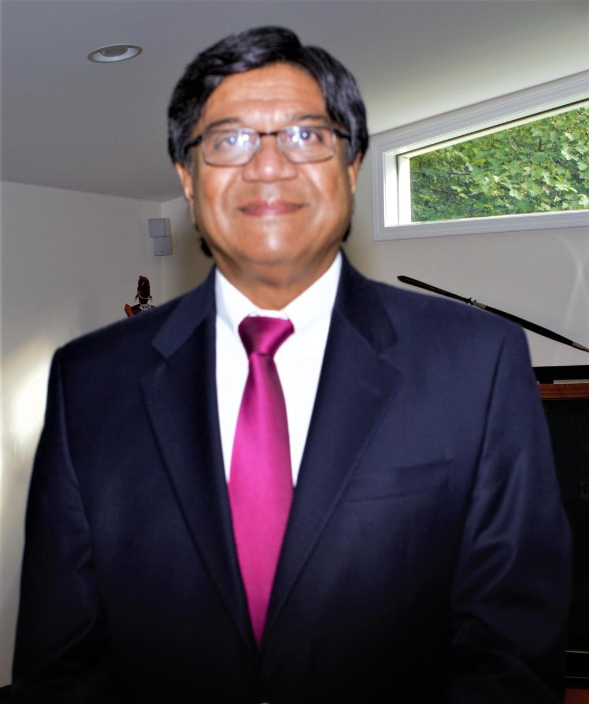 Shirish Patel, Chairman and Founding Trustee