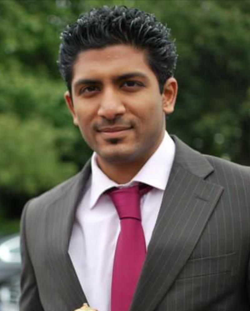 Dr Devik Patel
